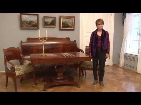 Урок в музее. Дом-музей М. Ю. Лермонтова.