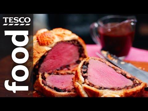 how-to-make-beef-wellington-|-tesco-food