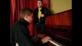 Макс Корж - Тает дым (piano cover) перепели