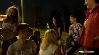 Чем занимаются подростки вечером на улицах Красноармейска(, 2016-08-23T13:49:26.000Z)