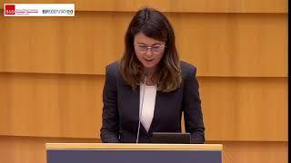 Intervento in Plenaria dell'europarlamentare Simona Bonafè sul nuovo piano d'azione per l'economia circolare.