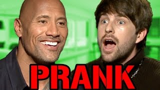 Download The Rock Interview PRANK Mp3 and Videos