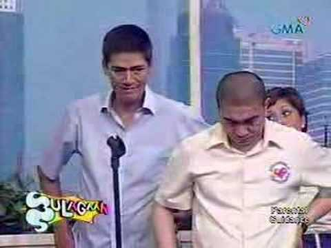 Eat bulaga wally and jose pinoy henyo celebrity