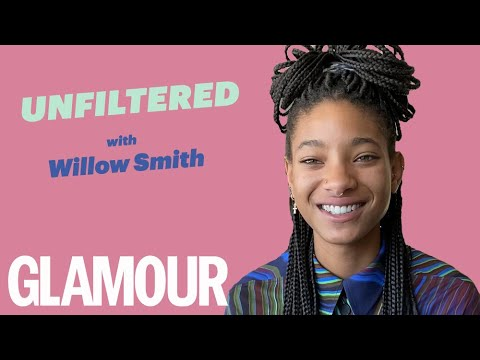 Willow Smith On Growing Up With Famous Parents & Her New Pop-Punk Era  | GLAMOUR Unfiltered