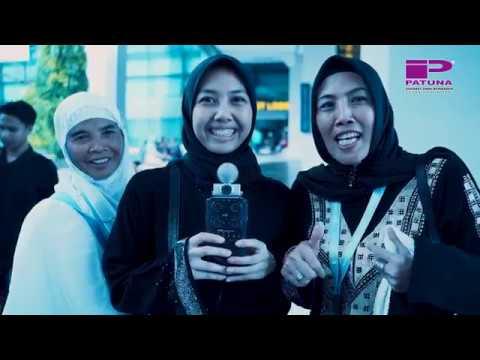 PATUNA TRAVEL - PATUNA TRAVEL - Keberangkatan 9 Feb 2019 Grup Biru by Emirates.