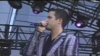 The Killers - Glamorous Indie Rock And Roll live at Lollapalooza 2005.