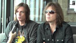 "Europe ""Bag of Bones"" Album Track by Track Video Interview Part 1/2"