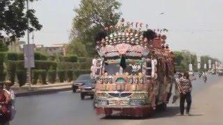 W 11 Documentary Karachi