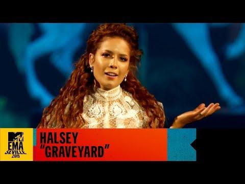 "halsey---""graveyard""-live-|-mtv-ema-2019"