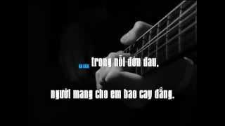 Mưa Nhạt Nhòa Guitar: Virginia Nguyen