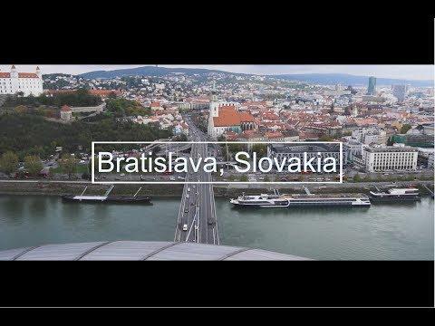 A Day Trip to the Capital of Slovakia, Bratislava!