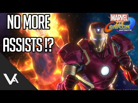 Marvel Vs Capcom Infinite - Will Have No Assists, More Casual Friendly And Potential X-Men DLC