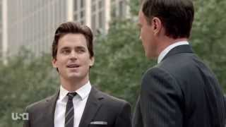 White Collar season 6 and Covert Affairs season 5 crossover promo (HD)