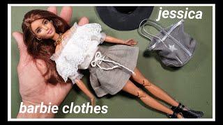바비인형옷만들기(블라우스)-barbiedoll,barb…