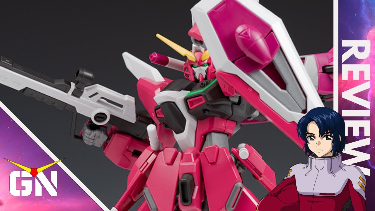 We REALLY Need More Kits Like This HG 1/144 Infinite Justice | REVIEW