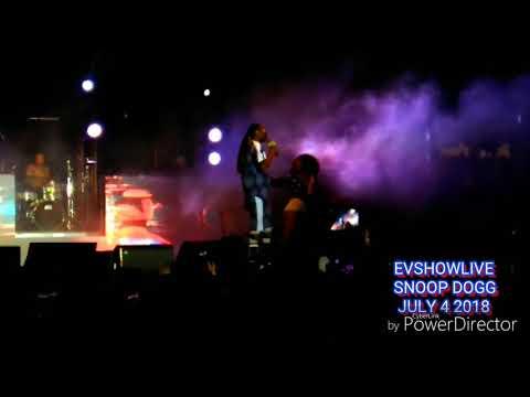 Snoop Dogg live JULY 4TH 2018 Jersey City