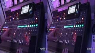 mmag.ru: Behringer X32 3D video presentation