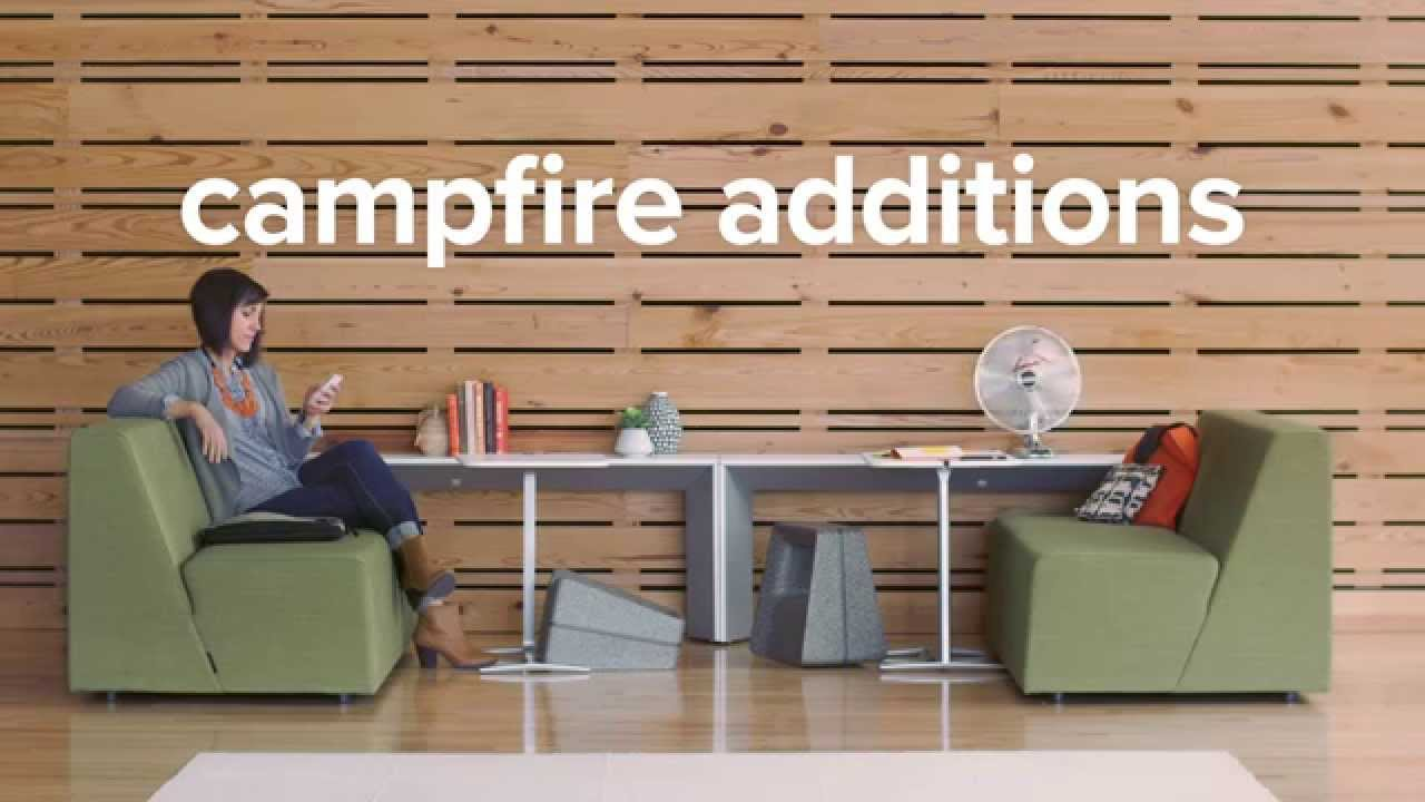 Campfire Lounge Additions