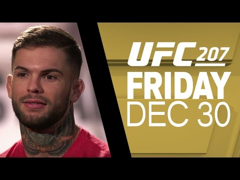 UFC 207: Cody Garbrandt - It's My Time