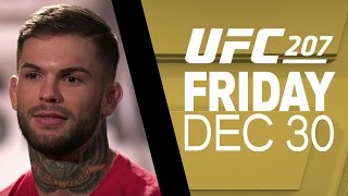 UFC 207: Cody Garbrandt - It's My Time
