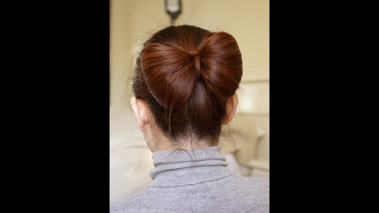 hair bow tutorial long