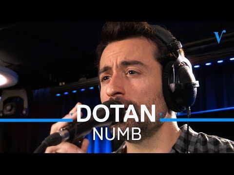 Dotan 'Numb' Live!   De Veronica ochtendshow met Giel