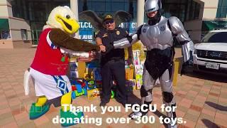 FGCU Toy Drive 2017