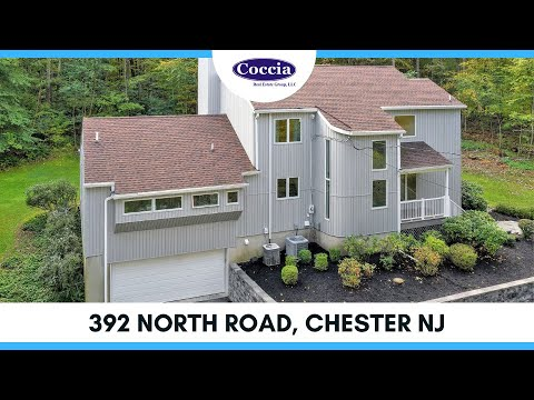 392 North Road | Homes for Sale Chester NJ | Morris County