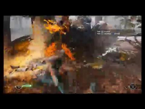 truehoneybadger's Live PS4 Broadcast GOD OF WAR