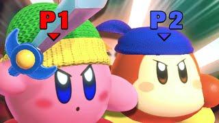 Smash Bros but Kirby