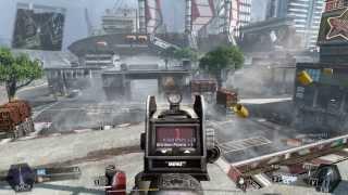(R-97 SMG) Titanfall Beta: TDM - Angel City Gameplay