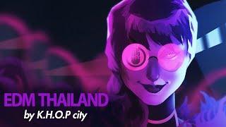 EDM Thái Lan Gây Nghiện Cực Mạnh SML 🖕 Thuốc Lắk Giã Tật 🚀 Best EDM Melody Mix 2018