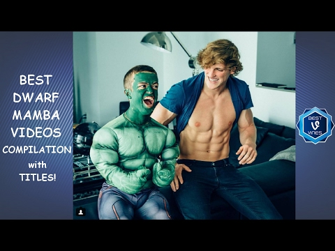 FUNNIEST Dwarf Mamba Videos Compilation - Best Dwarf Mamba Vines, Facebook and Instagram Videos