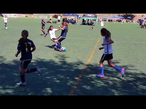 2017 NHB Cup U11 Championship Game Real So Cal VS Santa Monica United