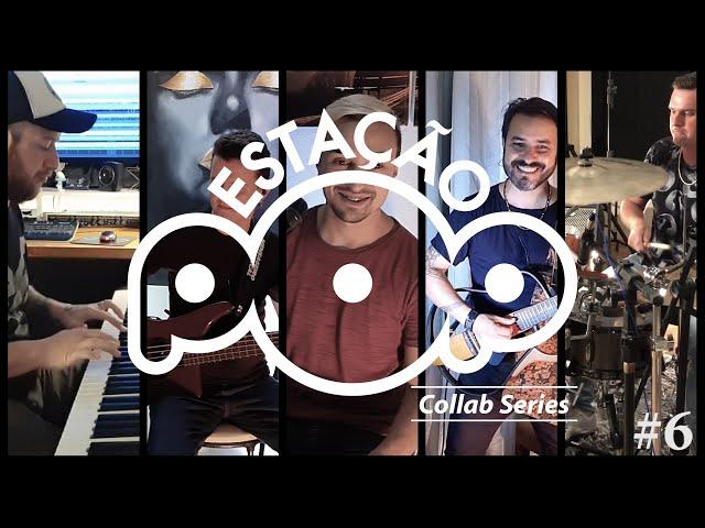 NEM DE GRAÇA (cover) - por ESTAÇÃO POP (COLLAB SERIES) -06-