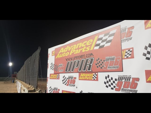 Race Report: Upper Peninsula International Raceway 6/27/2020