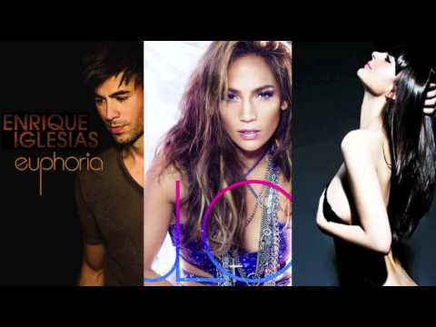 Love On The Floor Tonight (Stereo Love / On The Floor / Tonight Mashup)