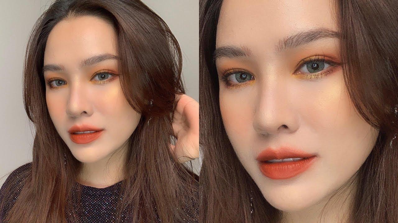 Sunshine Makeup Look | Trang Điểm Rực Rỡ Nắng Hè | Quach Anh
