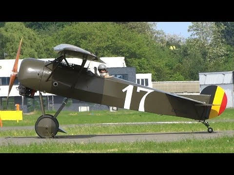 Stampe Fly In 2018 | Saturday Part 2 | More Vintage Plane Spotting at Antwerp Airport!!