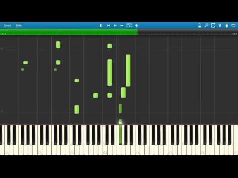 Boku no Pico Opening 1 - Koi wo shiyou yo [Piano Tutorial] (Synthesia)