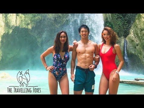 Vlog 11: OSLOB WHALE SHARK & INAMBAKAN FALLS (Behind the scenes for Alexander - Cebu, Philippines)