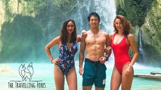Oslob Whale Sharks & Inambakan Falls (Behind the scenes for Alexander - Cebu, Philippines) Vlog 11