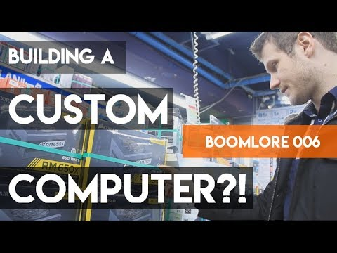 Building a Custom Gaming PC in Japan (Parts Shopping!)