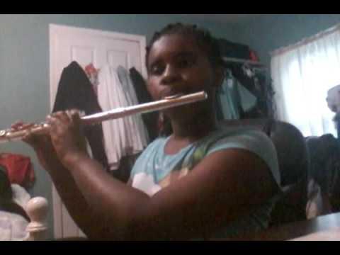 El Pato Loco (The Crazy Duck) On flute