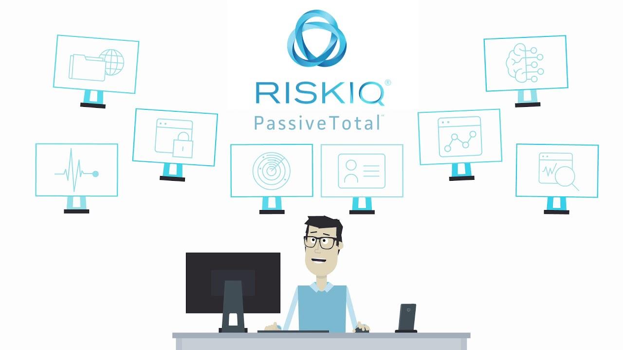 RiskIQ PassiveTotal in 60 Seconds