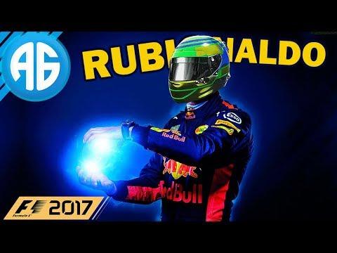 F1 2017 #98 GP DO MÉXICO - EU ARRISQUEI DEMAIS NESSA CORRIDA? (Português-BR)  5ª TEMPORADA