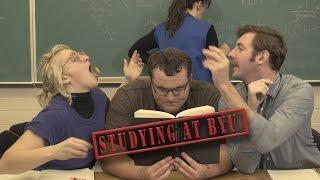 Studying at BYU - Parody of Jason Derulo