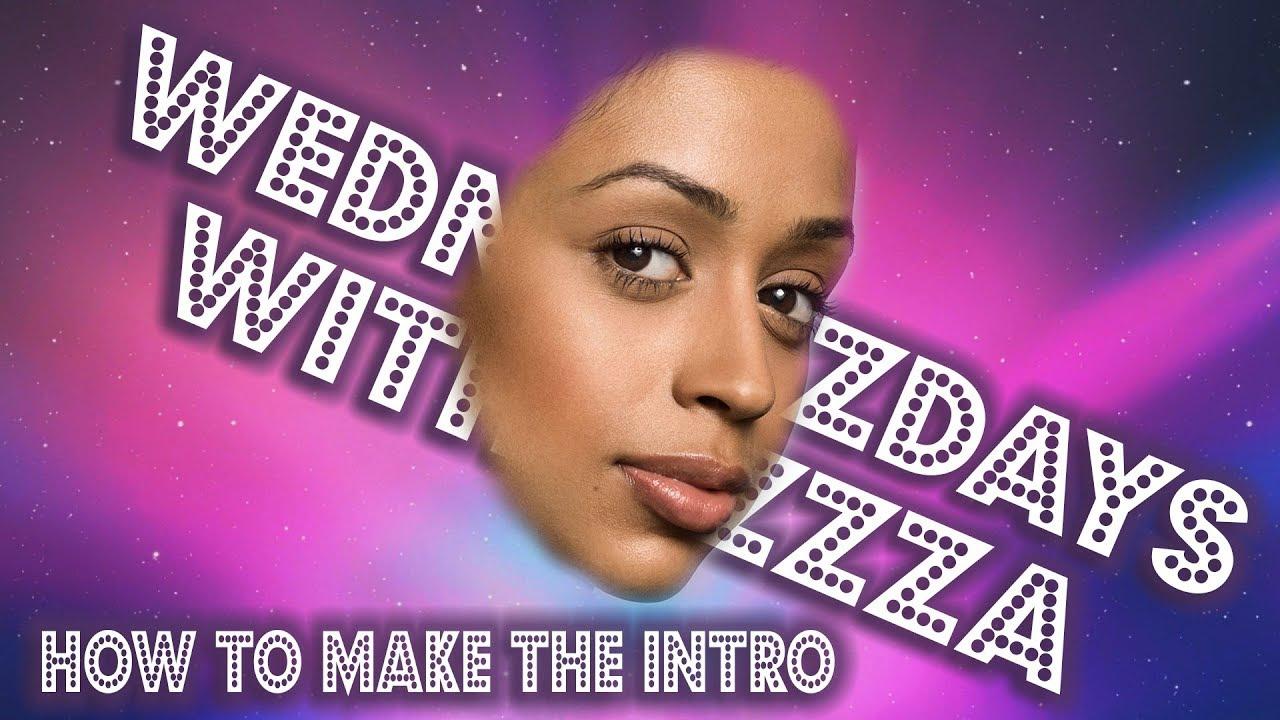 How to Make Liza Koshy Intro - Tutorial With Photoshop And ...