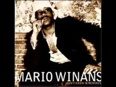 Mario Winans - Don't Know '97 [R&B Radio Remix]