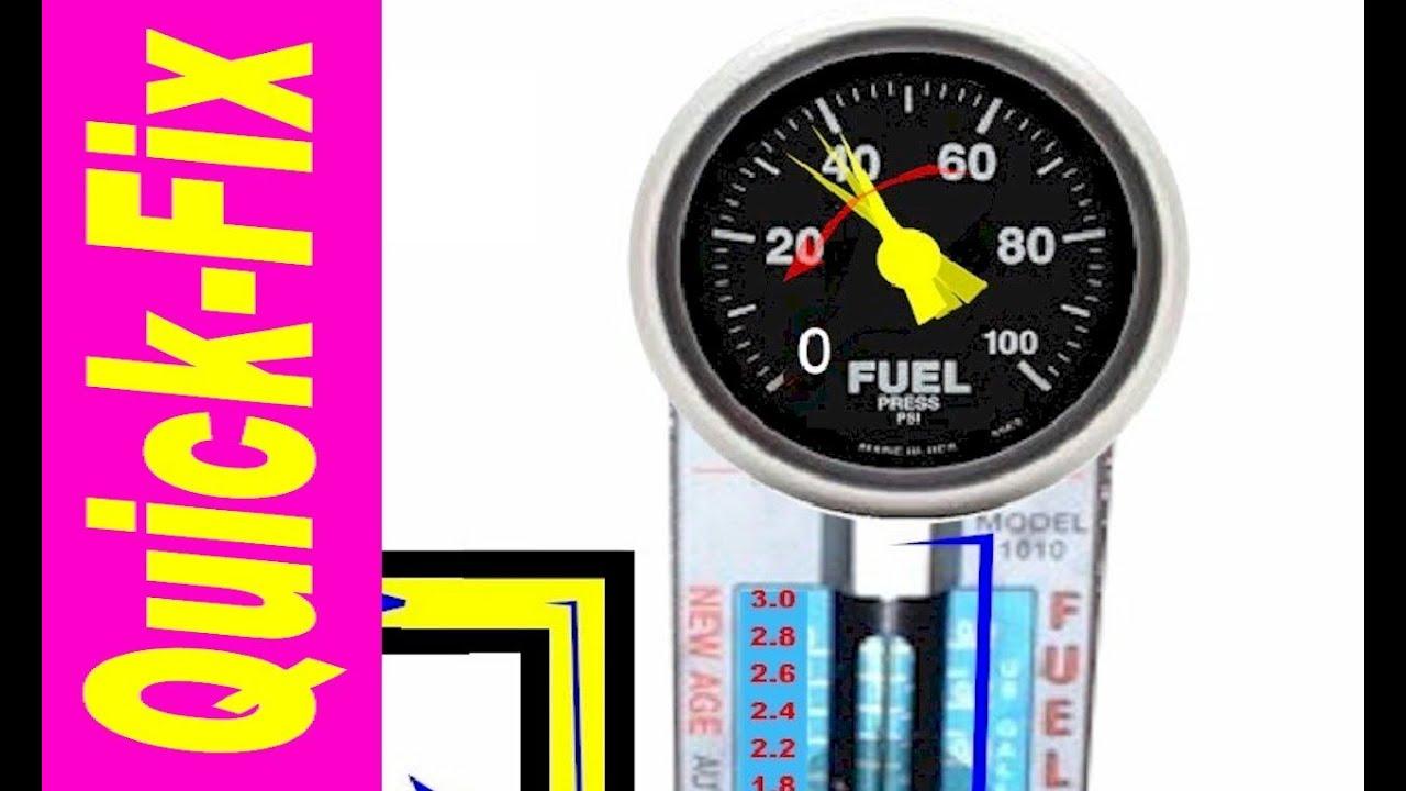 Returnless Fuel Pressure Volume Quick Fix Youtube Humvee Engine Wiring Harness Schematics